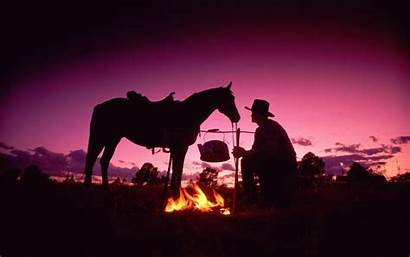 Western Cowboy Background Wallpapers Pixelstalk