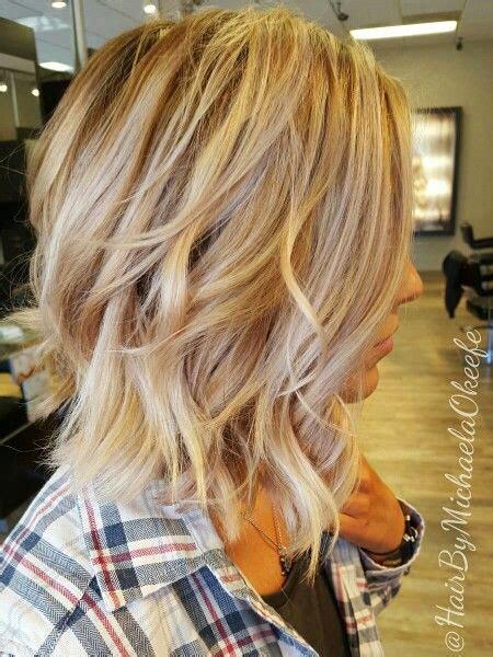 short blonde hair  highlights blonde hairstyles