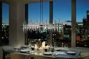 Led Lights Across Room by How To Light A Dining Room Lightology Ideas Lightology