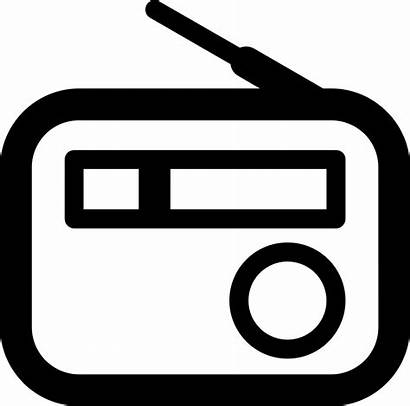 Broadcast Radio Icon Svg Onlinewebfonts