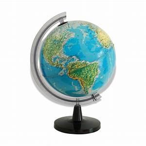 Globe Terrestre Sur Pied : globe terrestre lumineux mes petites puces ~ Teatrodelosmanantiales.com Idées de Décoration