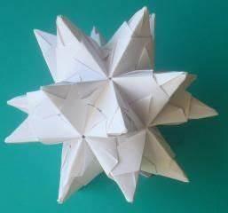 Herrnhuter Stern Selber Basteln : anleitung zum bascetta stern papier basteln origami stars christmas und origami ~ Frokenaadalensverden.com Haus und Dekorationen
