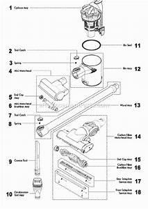 35 Dyson Dc07 Parts Diagram Pdf