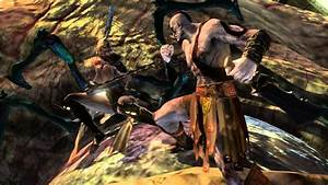 God Of War Ascension: Aegaeon The Hecatonchires Boss Fight ...