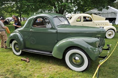 1940 39 s 39 s 1939 willys model 48 pictures history value research