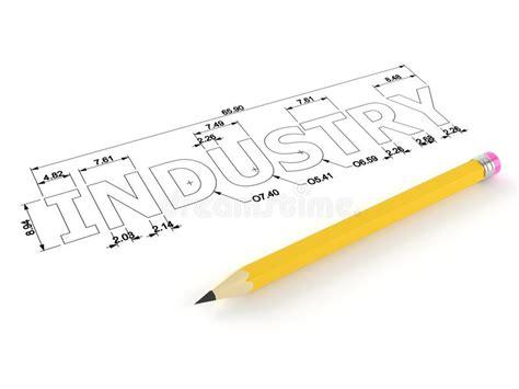 Los Edificios De La Manufactura De La Industria De La