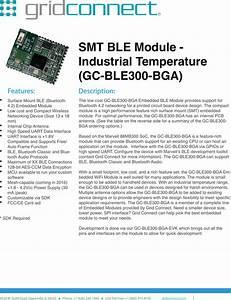 Grid Connect Ble300smtint Gc