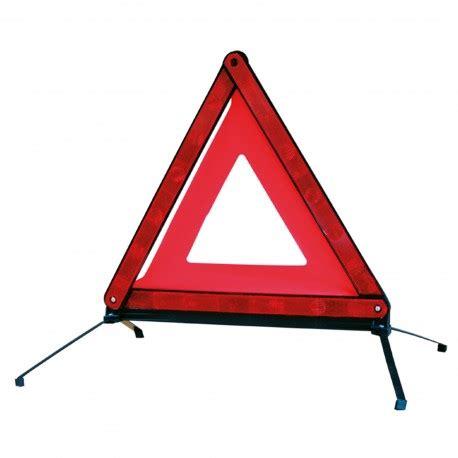 segnale mobile di pericolo triangolo emergenza auto segnale mobile pericolo