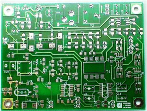 Printed Circuit Board Pcb View Specifications