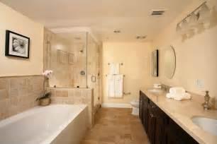 bathroom vanity color ideas modern master bathroom with drop in sink custom shower