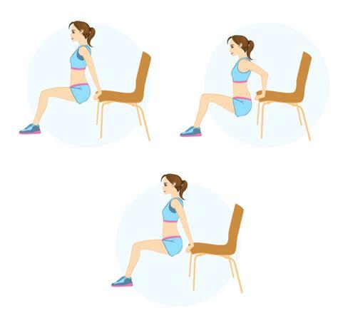 position de la chaise j 15 avant les fêtes ma routine fitness anti cellulite cellublue