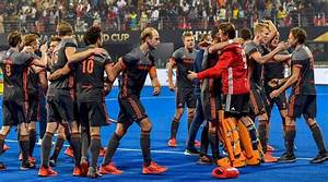 Hockey World Cup 2018 Final, Belgium vs Netherlands ...