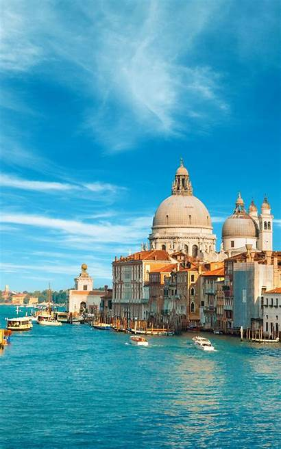 Venice Italy Canal Grand Wallpapers Mobile Android