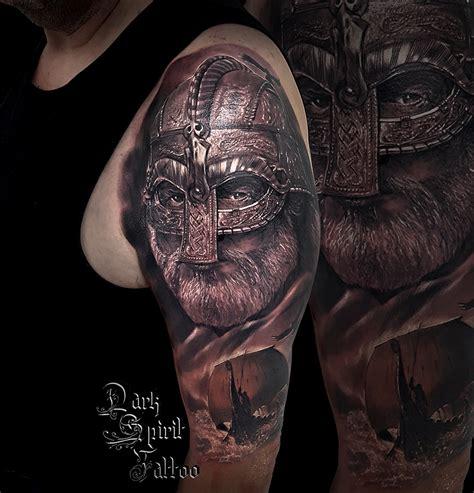 Tatouage Viking Avant Bras Tatouage Horloge Dark Plus