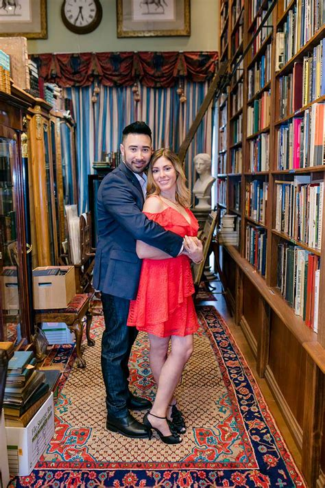 Cute Book Store Engagement Session   Old Florida Book Shop ...