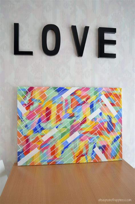 craft ideas on canvas diy canvas the challenge part 1 simply 3928