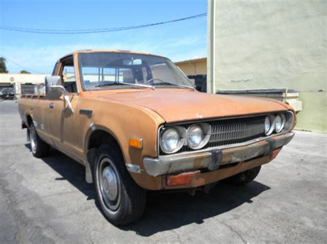 Datsun 620 Mpg by 1979 Datsun King Cab Up 620 For Sale Photos