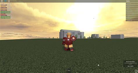 iron man simulator spagz blox