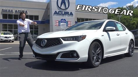acura tlx  spec review  test drive  gear