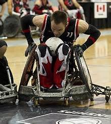 rugby en fauteuil roulant rugby en fauteuil roulant canadian wheelchair sports association