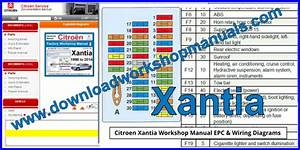 Citroen Xantia Workshop Repair Manual