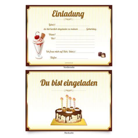 einladungskarten zum geburtstag einladungskarten zum