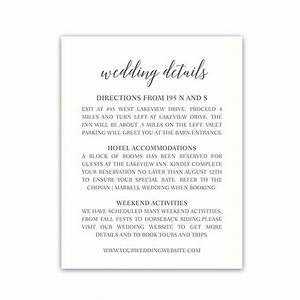 wedding insert cards additional guest information With wedding invitation wording no extra guests