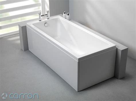 Carron Quantum Single Ended Acrylic Bath 1800 X 800mm