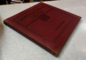 Hardcover Dispensational Truth By Clarence Larking
