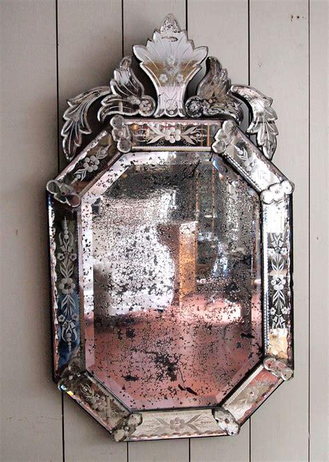 fine antique venetian mirror puckhaber decorative
