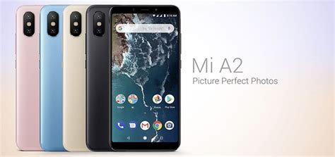 xiaomi mi a2 launched in india price specification