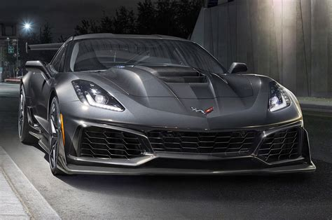 755-horsepower 2019 Chevy Corvette Zr1 Is The Fastest