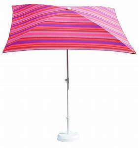 Parasol De Balcon Inclinable : parasol rectangulaire 200x150 ray fushia parasol ~ Premium-room.com Idées de Décoration