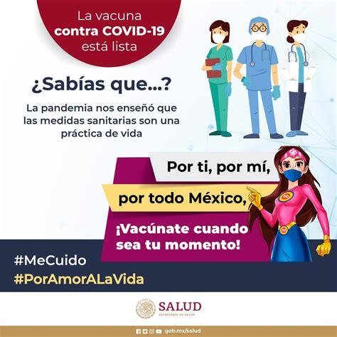 1) accede al portal mivacuna.salud.gob.mx. Secretaria de Bienestar, Nogales - Home   Facebook