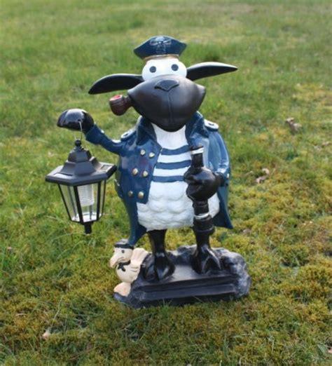 Gartenfiguren Deko Kaufen by Gartenfiguren Kaufen Deko Schaf Kapit 228 N Mit Led Le