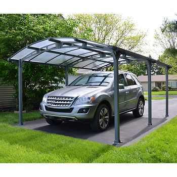 Car Shelter by Car Shelters Costco
