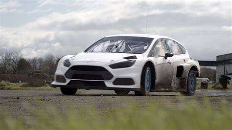 Focus Rs Rx by The With The Development Of The Ford Focus Rs Rx