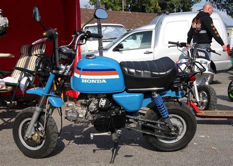 Honda Monkey Tuning Der Monkey Garage Duisburg