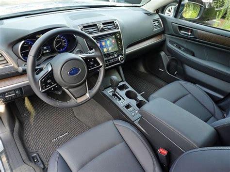 subaru outback  touring interior car  trend