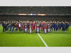 FC Barcelona top IFFHS Club World Ranking 2015 FC Barcelona