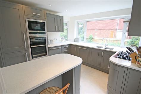 kitchen utility room renovation  claygate seal homes