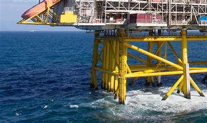 Caisson Installation Well Platform Water Replacements Deep