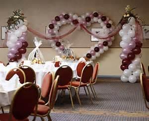 decorations de mariage decoration mariage décorations ballon ou papier pour mariages