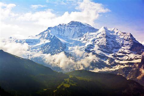 jungfrau region bernese oberland switzerland youtube