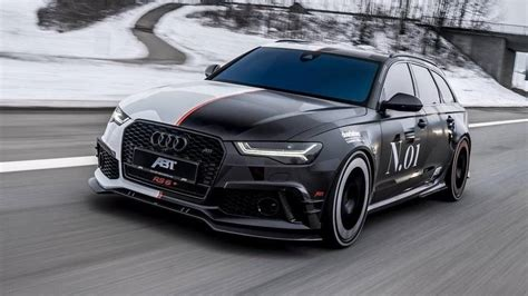 jon olssons   hp audi rs avant    faced