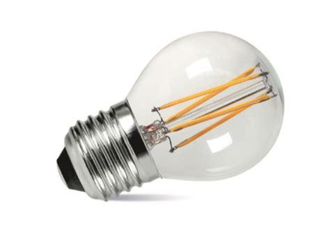 2w led filament golf bulb l seekers uk