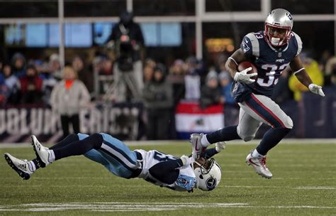 patriots beat titans   head   afc title game