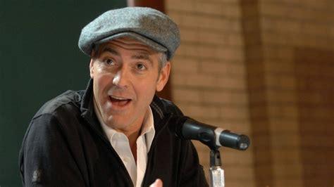 george clooney hat hd wallpaper wallpaperfx