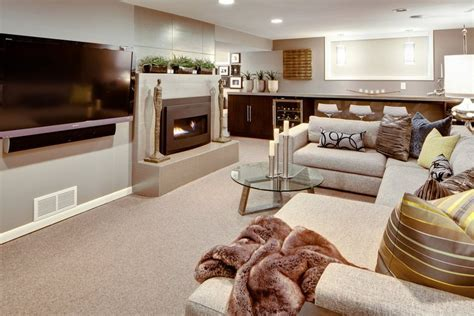 8 Awesome Basements We Wouldn't Mind Hang Out In    All