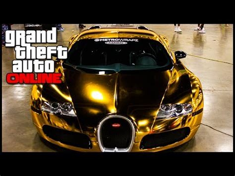 gta   brand  pure gold paint job added  gta